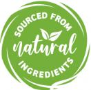 Sourced Form Natural Ingredients Logo